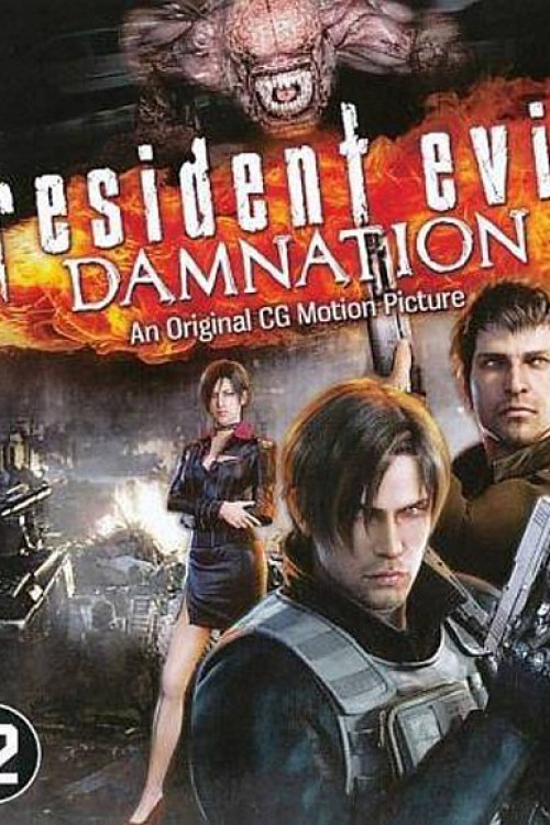 Resident Evil Damnation: The DNA of Damnation 2012