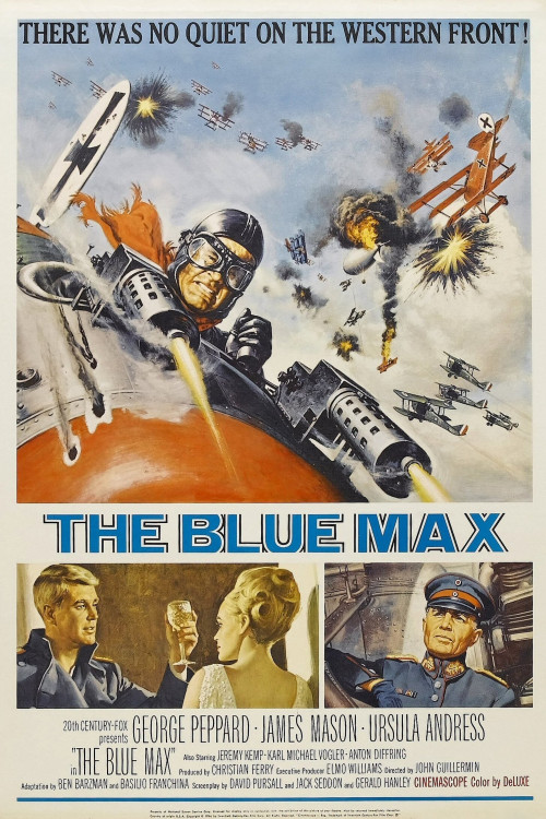 The Blue Max 1966