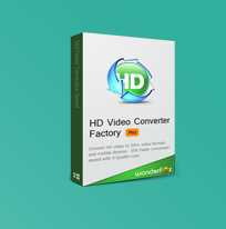 Image for WonderFox HD Video Converter Factory Pro