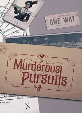 Murderous Pursuits + Multiplayer