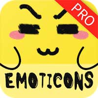 Chat Emoticons- Stickers (Pro)