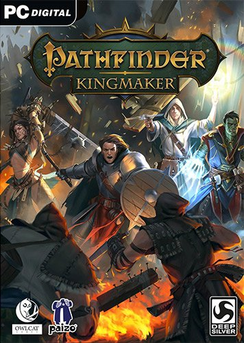 Pathfinder: Kingmaker - Imperial Enhanced Edition v2.0.1 HotFix + All DLCs