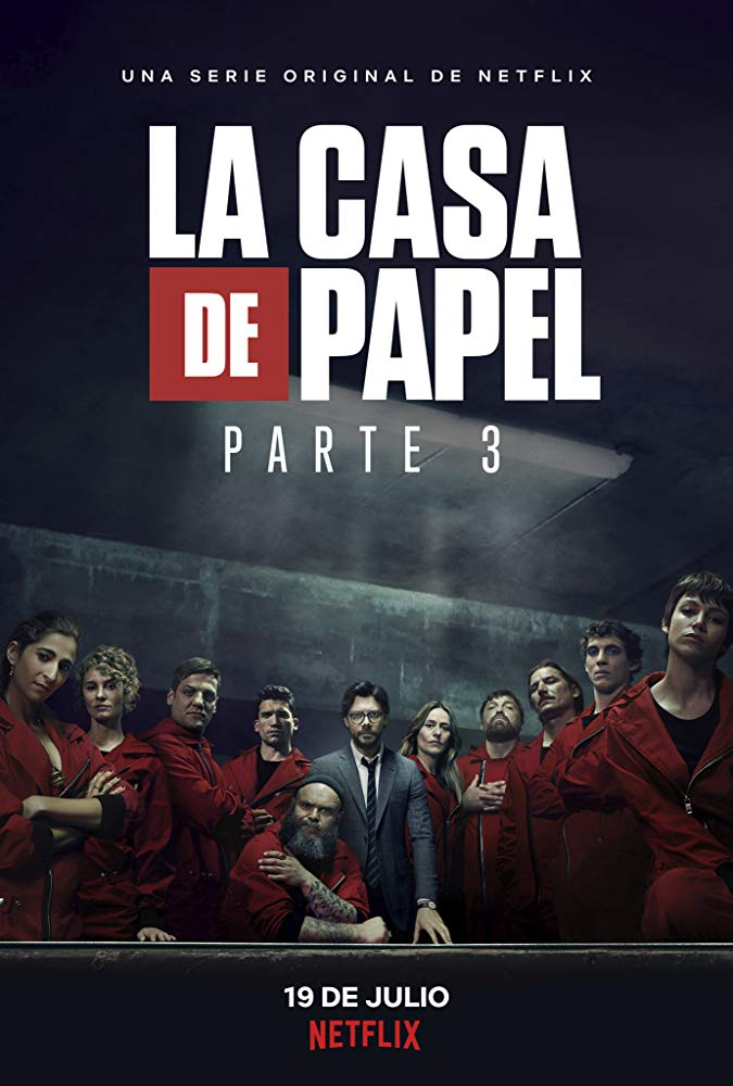 La Casa de Papel Season 3 Episode 1 2019