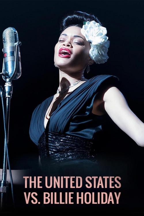 The United States vs. Billie Holiday 2021