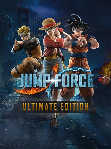 JUMP FORCE: Ultimate Edition FitGirl Repack Free Download