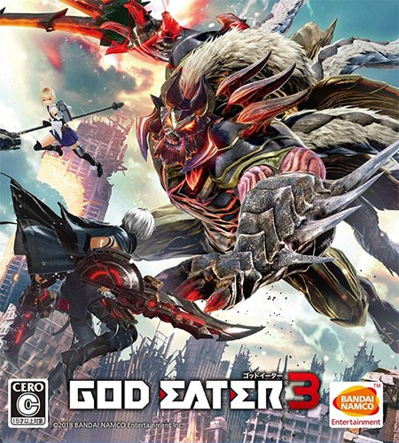 God Eater 3 v1.11 + 8 DLCs + Multiplayer