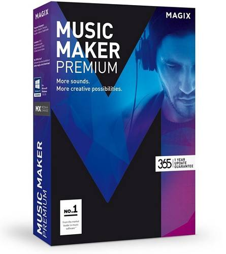 Image for MAGIX Music Maker Premium