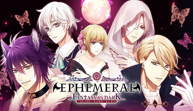EPHEMERAL -FANTASY ON DARK