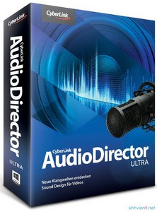 Image for CyberLink AudioDirector Ultra