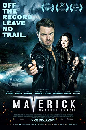 Maverick: Manhunt Brazil 2016