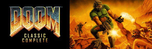 DOOM + DOOM II: Classic Bundle Bethesda.net v7155 (Jan 09, 2020) + 4 Add-ons
