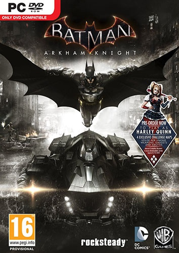Batman: Arkham Knight - Premium Edition v1.6.2.0 + All DLCs