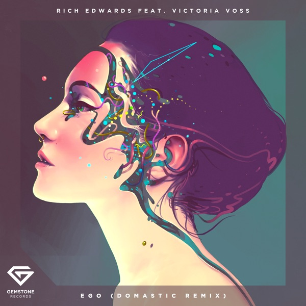 Ego (feat. Victoria Voss) [Domastic Remix] - Rich Edwards 2019