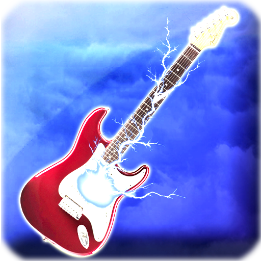 Image for Power guitar HD - chords, guitar solos, palm mute