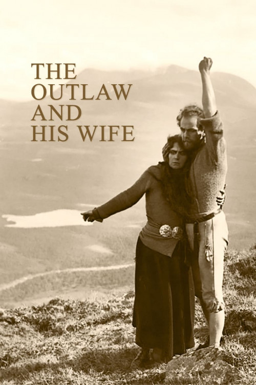 The Outlaw and His Wife 1918