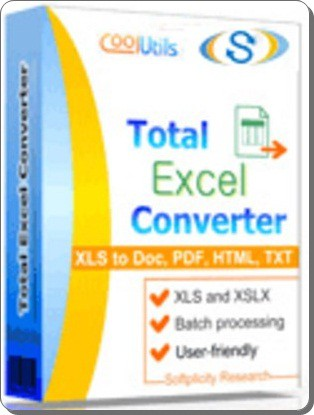 Image for Coolutils Total Excel Converter