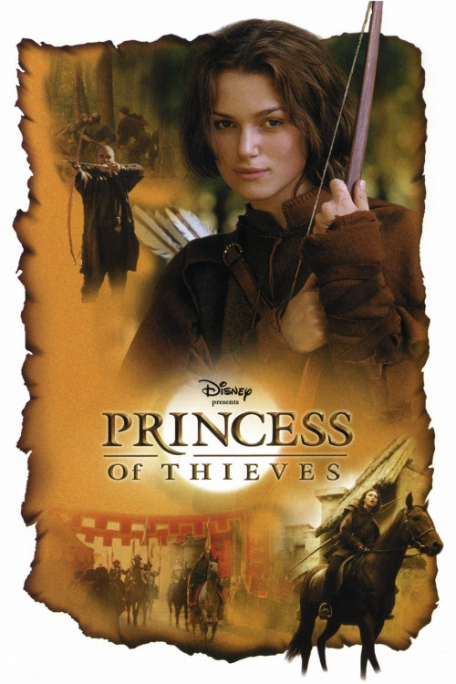 The Wonderful World of Disney Princess of Thieves 2001