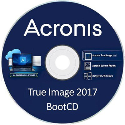 Image for Acronis True Image 2017 New Generation