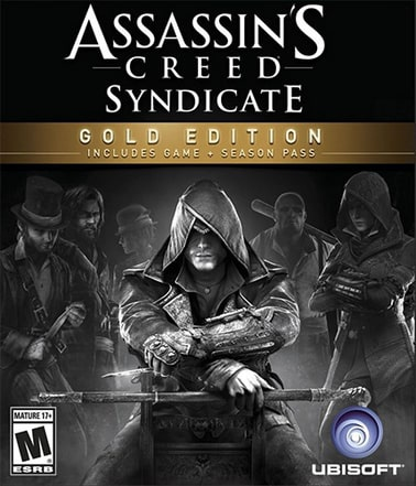 Assassin's Creed: Syndicate - Gold Edition v1.51 + All DLCs