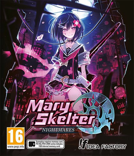 Mary Skelter: Nightmares + 6 DLCs