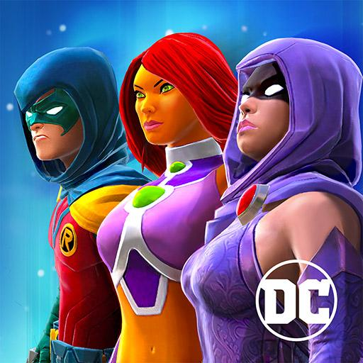 Image for DC Legends: Battle for Justice