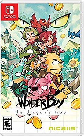 Wonder Boy: The Dragon's Trap  v03.01.2019