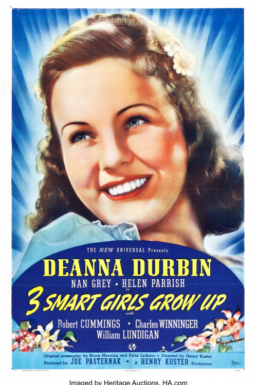 Three Smart Girls Grow Up 1939