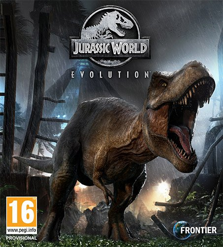 Jurassic World: Evolution - Digital Deluxe Edition, v1.4.3 + 2 DLCs