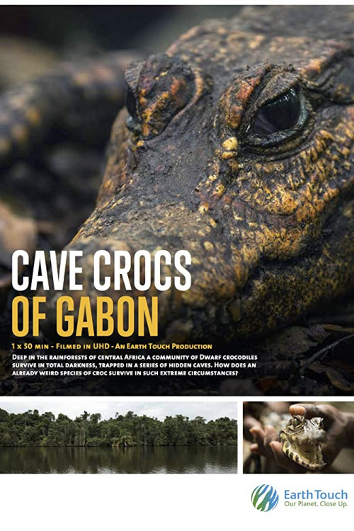 Cave Crocs of Gabon 2018