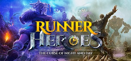 Runner Heroes: The Curse of Night & Day