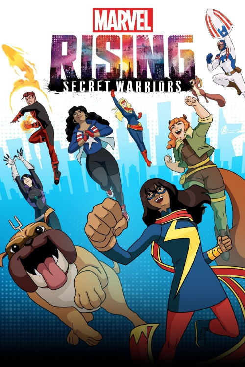 Marvel Rising: Secret Warriors 2018