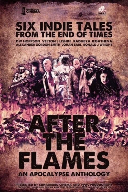 After the Flames: An Apocalypse Anthology 2020
