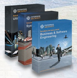 Image for Sparx Systems Enterprise Architect Ultimate Edition