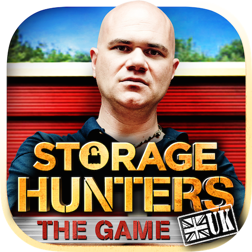 Storage Hunters UK: The Game