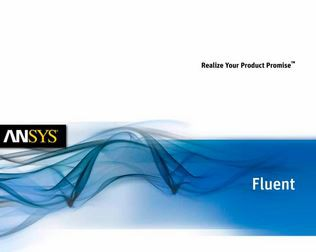 Image for ANSYS Fluent