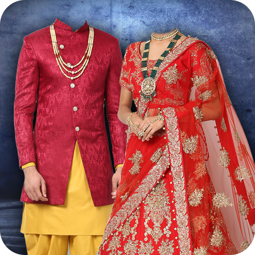 Traditional Couple Suit : Wedding Suit Editor