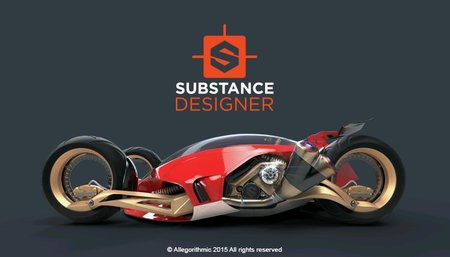 Image for Allegorithmic Substance Designer
