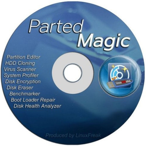 Image for Parted Magic