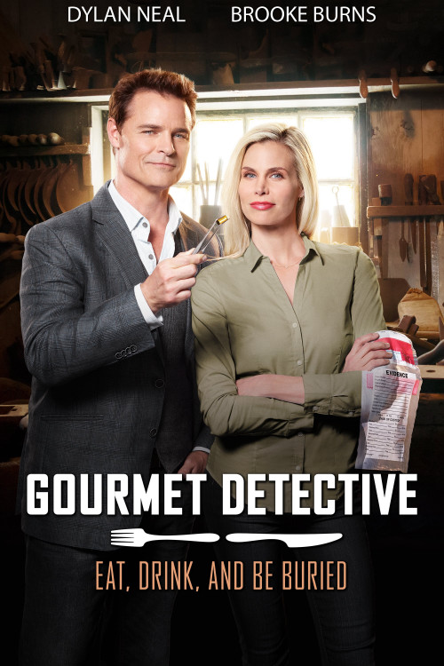 The Gourmet Detective Eat, Drink & Be Buried 2017