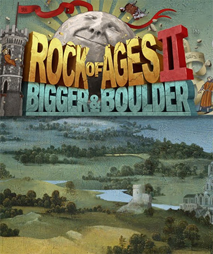 Rock of Ages 2: Bigger & Boulderv1.02 + 2 DLCs