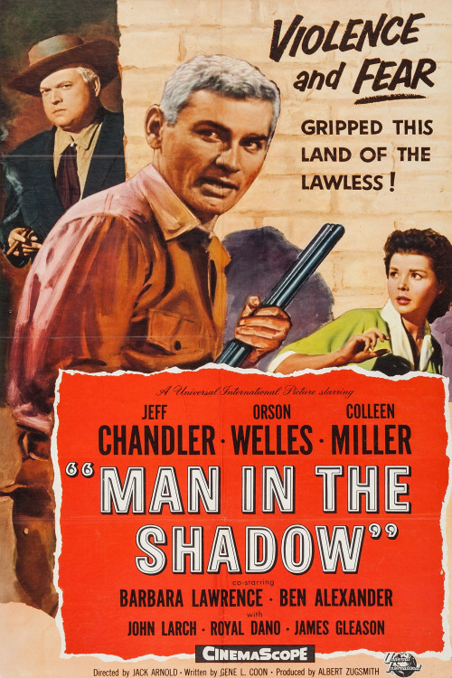 Man in the Shadow 1957
