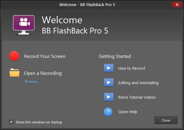 Image for BB FlashBack Pro