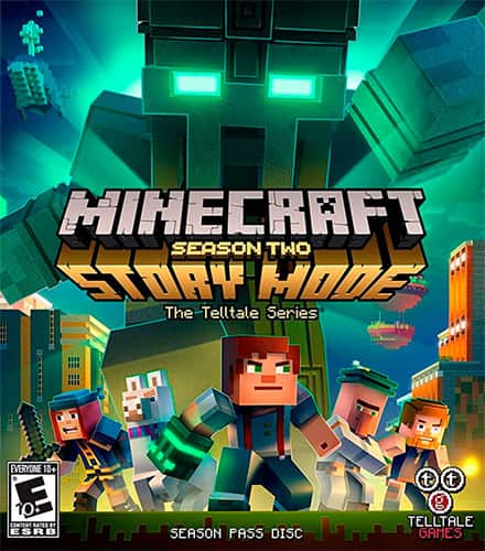 Minecraft: Story Mode - Season 2: The Telltale Series All Episodes (1-5)