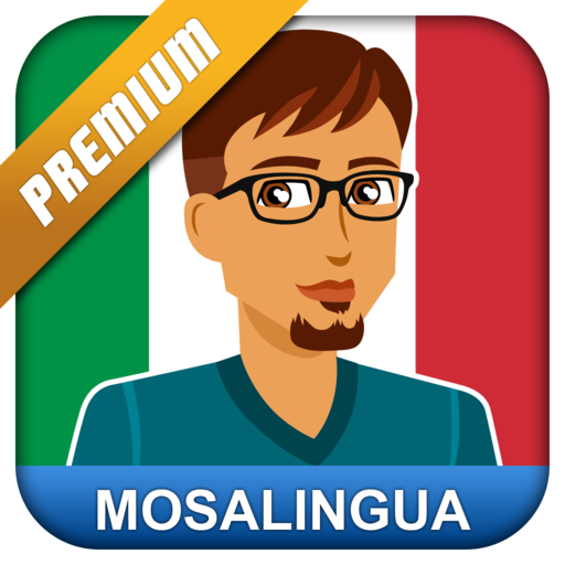 Image for Learn Italian with MosaLingua