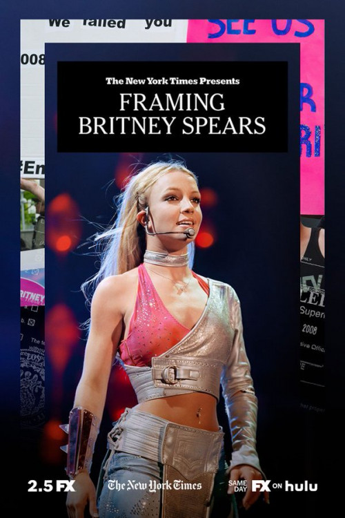 The New York Times Presents Framing Britney Spears 2021