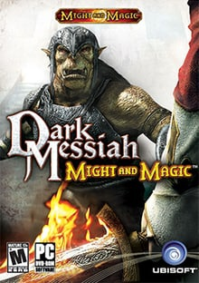 Dark Messiah of Might & Magic v1.02
