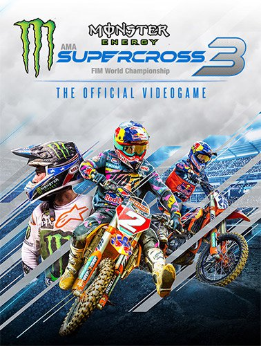 Monster Energy Supercross: The Official Videogame 3 + DLC