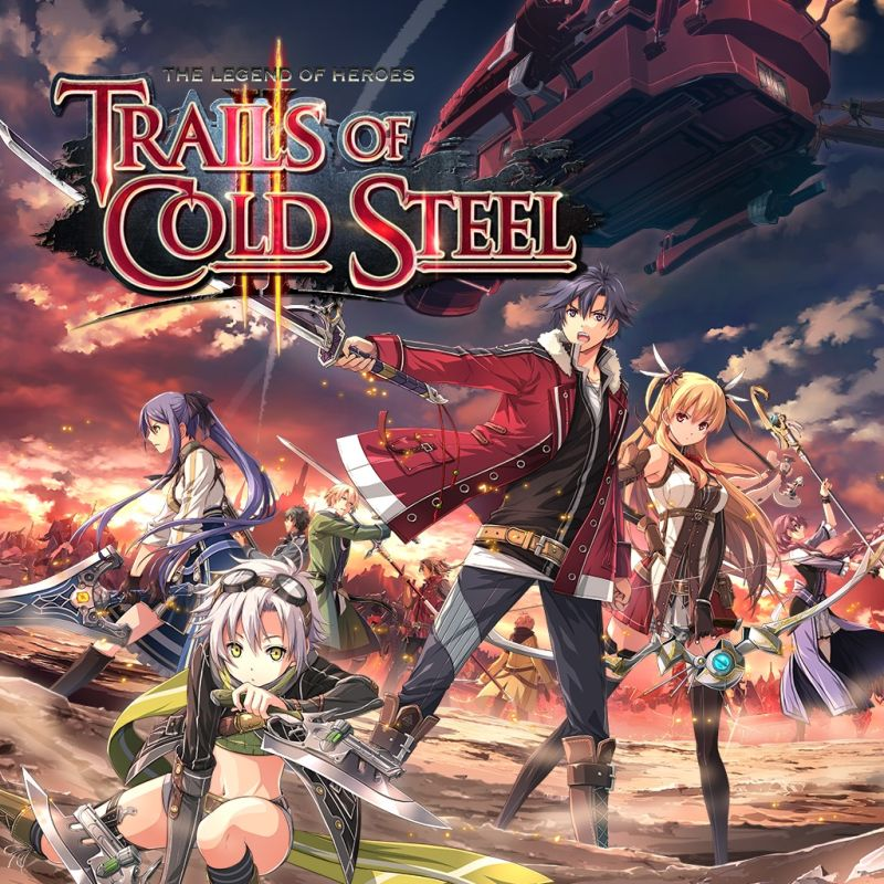 The Legend of Heroes: Trails of Cold Steel + 18 DLCs Cracked