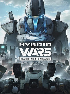 Hybrid Wars: Deluxe Edition Working Co-op, 3 Chars, Bonus Content