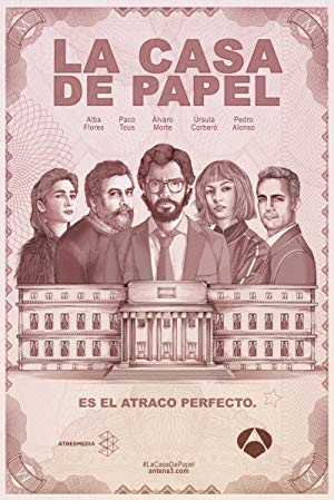 La casa de papel Season 1 Episode 1 2017
